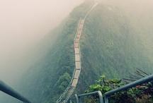 Destinations / places we aspire to visit