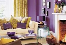 Home Decor / Creative ideas that bring zing and bling to a home!