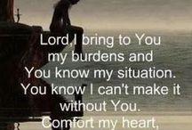 Prayer / Where my heart is... daily