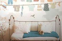 Quartos infantis / Inspirações pra dormir sonhando e acordar brincando  em quartos lúdicos e criativos!