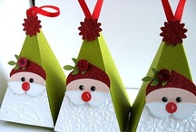 Christmas Cards & Christmas Crafts / by Elayne Forgie