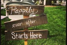In the name of love (wedding and shower ideas) / I love working on my friends weddings and love-celebrating events. / by Heather Q