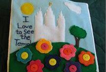 The Gospel Glue / by Caryn Grow