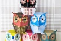 Owls!!! / by Shanon Martin