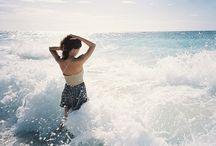 ocean + my heart / by Jennifer Angier