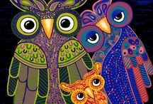 It's A Owl Thing / by Shannan