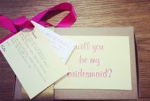 Bridesmaid Gift  Ideas - Say Thank you with Style / Bridesmaid's Gift Ideas- perfect gift ideas to be worn on the wedding day itself or simply as a sentimental gift to compliment her personal style and thank her for being there on your special day..  #wedding,#bridesmaid gifts, # bridesmaid jewelry #ThomasLaine