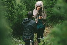 the engagement. / by Jennifer Angier