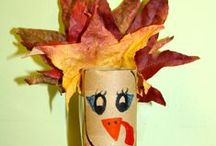 Feelin' Funny for Fall / Halloween Crafts, Recipes, Activities, and more to make the most of the Autumn season!