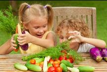 Kids in the Kitchen / Recipes, Tips, Ideas and Advice to get those Kiddos in the Kitchen, learning healthy habits and life skills!