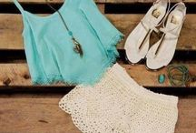 SUMMER STYLE / Summer clothes / by Nadine Carvahal