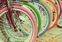 Bicycles / Bicycles / by Elayne Forgie