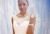 Bridal Earrings / Bridal Earrings - Wedding earrings. A collection of bridal earrings to inspire you.