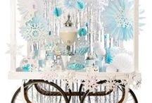 Frozen Party Ideas / by Contents: Party, Christmas & Home