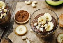 Hot and Healthy Desserts/Snacks / Healthy Desserts and Snacks