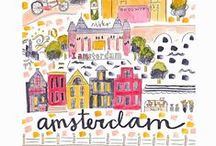 I Amsterdam / For now... my city ;)