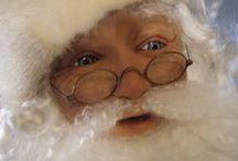 Christmas Santa Claus / Christmas Santa Claus / by Elayne Forgie