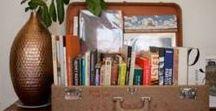 Livros / Livros também decoram e revelam muito sobre sua personalidade! Casa com Prosa tem livros ;)