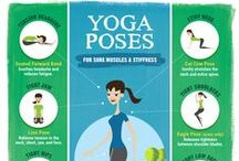 Yoga for Good Health / Tips and info about Yoga / by Boiron USA