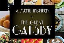 Great Gatsby party / Idee per il super party di Gloria (yeeee) Il grande Gatsby // The great Gatsby