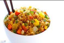 Recipes - Rice