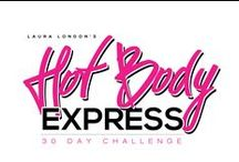 Hot Body Express 30 Day Challenge / Hot Body Express 30 Day Challenge. Is an accountability weight loss challenge.  It's you, me and an amazing group of women who have DECIDED to make changes in their lives.  I invite you to follow us.