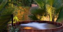 Hot tubs / I dream of spas, the ultimate way to relax...