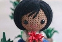 Crochet (and Knitting) - Amigurumi and Toys / by Kate