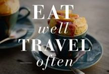 Travel Treasures / Unique Places to Visit or Stay. / by Penny N. Bassett