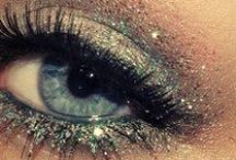 Μάτια  υπέροχα! / Μακιγιάζ.