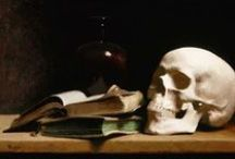 Classical Painting - Vanitas / Reference paintings of Brandon Soloff.  Brandon is a classically trained #painter & #portraitist, whose work has been commissioned and exhibited throughout the United States and Europe.  http://brandonsoloff.com