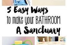 Organizing, Cleaning and Tips for the Home / Simplify, tidy, and make life easier with these tips and tricks!