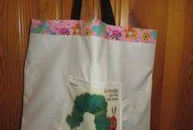 Les sacs à albums d'Isa !