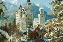 Germany & Austria / Pictures, Facts, Food, and Things to do in France & Austria. / by Penny N. Bassett