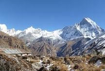 Nepal / Planned trip to Nepal