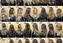 Hair / Hair styles that I like and want to try. Please only pin hair pins.