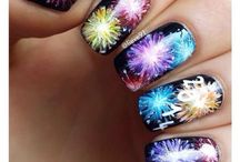 Nails / Nail ideas that I either like or think are cool