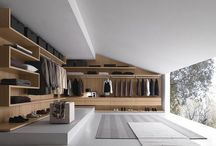 His & her /         Walk- in- closet His and Hers                (don't over pin or u get blocked) / by Belinda C