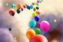 Balloons & Bubbles & Drops