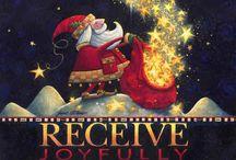 Santa joy ~~ 2 / by Annie Michel