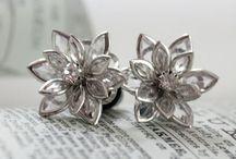 Earrings + Jewelry