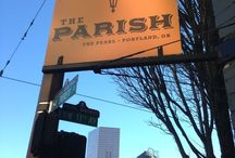 Noshing and Dining Out / Fun places to nosh, have a drink or enjoy a fine dining experience.