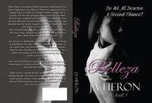 Belleza by J A Heron / Book 1 in the Belleza series.