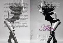 Alias by J A Heron / Book 2 in the Belleza series <3