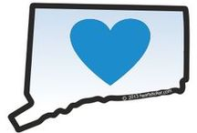 Heart in Connecticut / Follow your Heart, it will lead you Home!