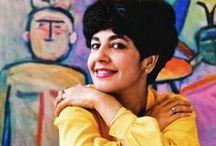 Maria Teresa Vieco /   Nacido en Bogotá 1953  Estudios  Arquitectura de la Universidad Nacional de Colombia, Bogotá,  Pintura, ENSBA (École des Beaux Arts), París.