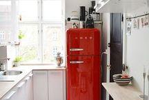 Cozinhas / A cozinha está cada vez tomando sua importância no design de uma casa, opções para todos os gostos!