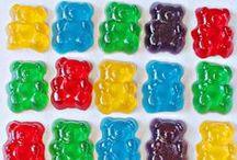 želatínové cukríky domáce