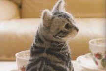 feltovanie -mačičky