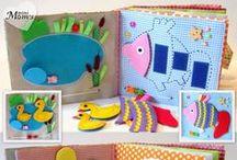 hračky - quiet book